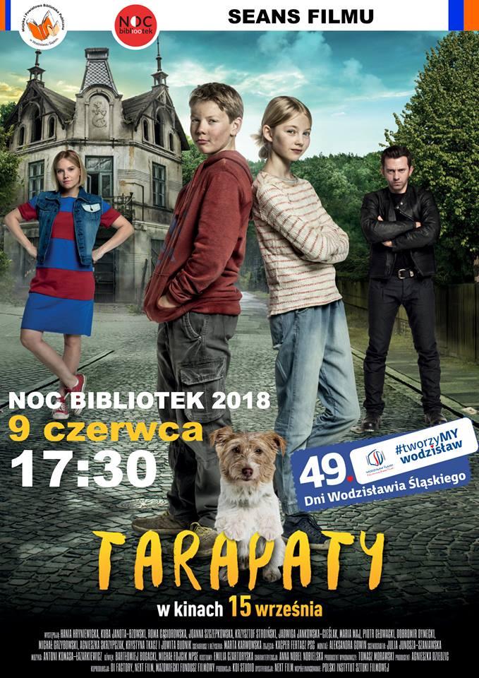 Tarapaty Ok