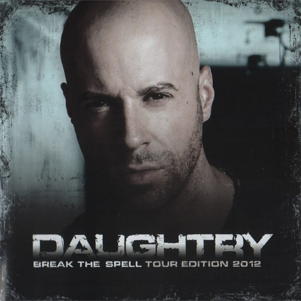 DAUGHTRY – Break The Spell Tour Edition 2012