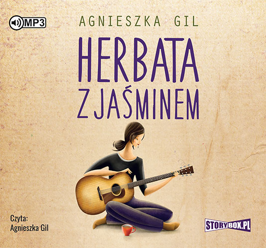 Gil Agnieszka – Herbata Z Jaśminem