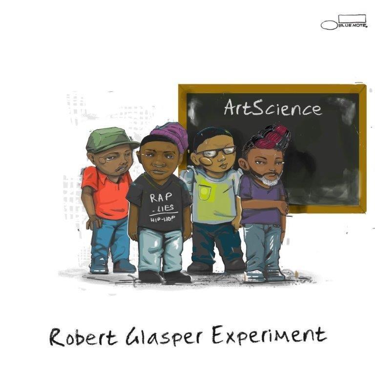 Glasper Robert Experiment – ArtScience