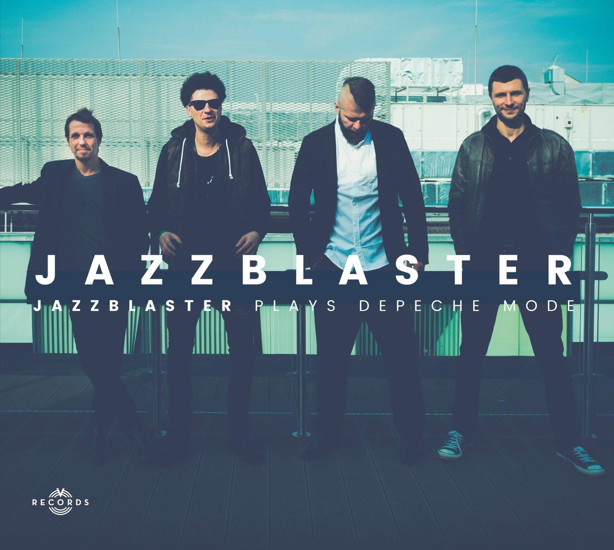 Jazzblaster Plays Depeche Mode