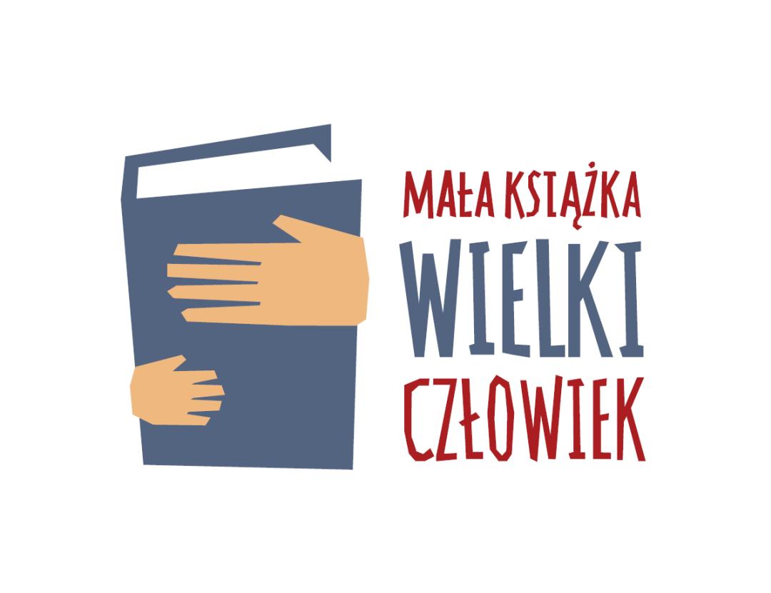 Mała Książka Wielki Człowiek Logo