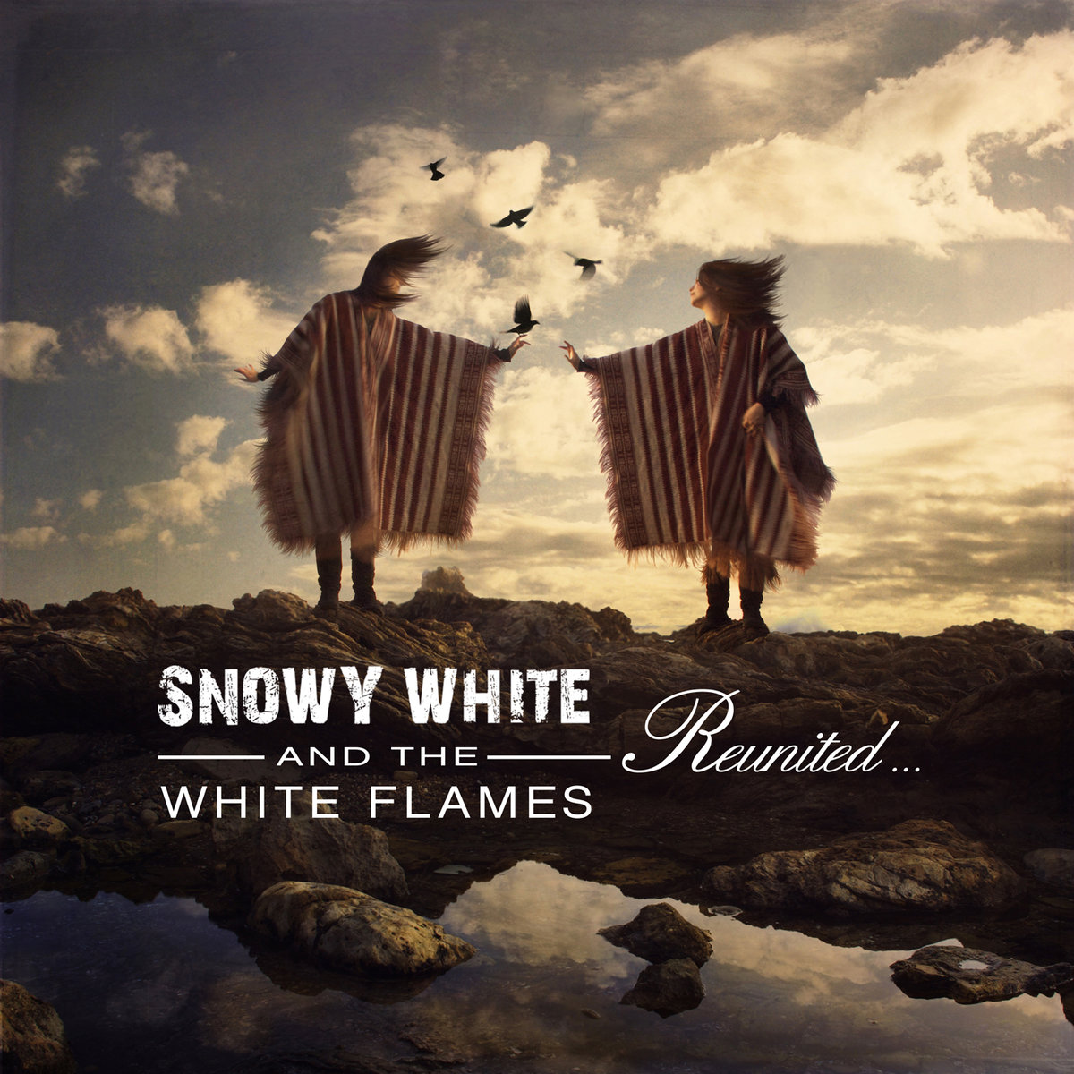 Snowy White – Reunited