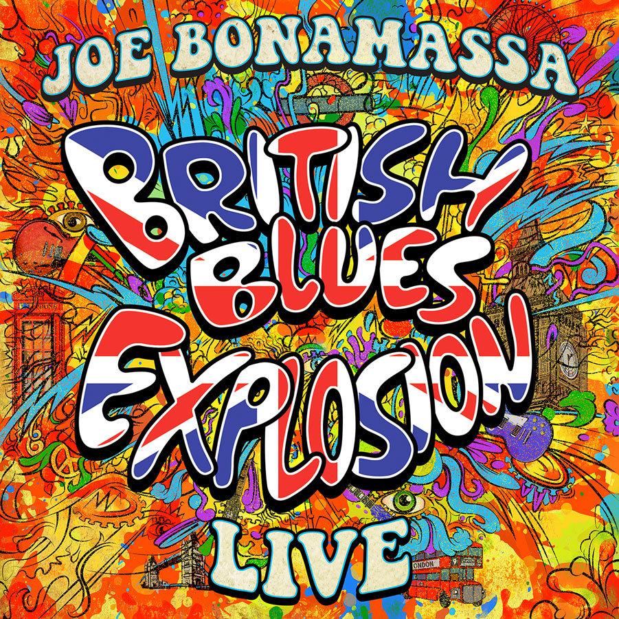 BONAMASSA JOE – British Blues Explosion Live