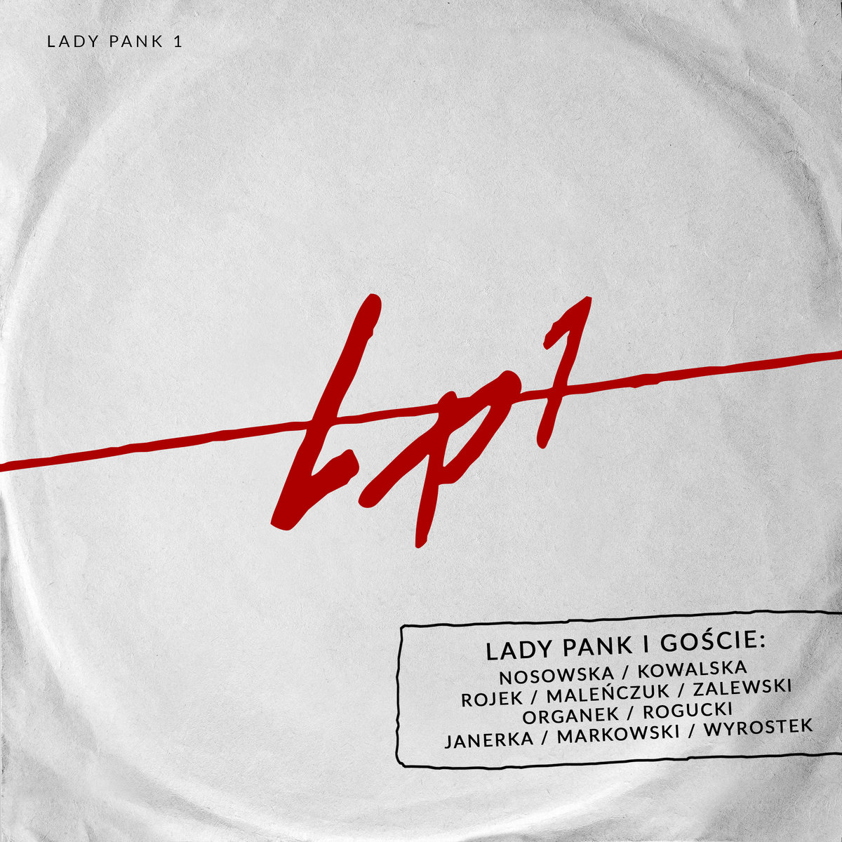 LADY PANK – LP1