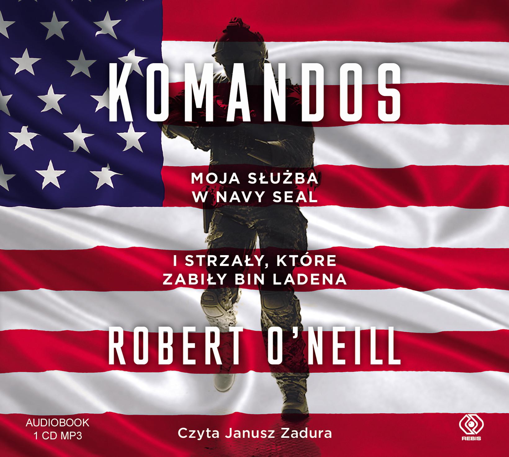 O'NEILL ROBERT – KOMANDOS