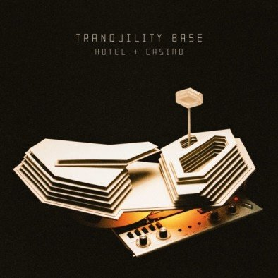 Arctic Monkeys – Tranquility Base Hotel And Casino