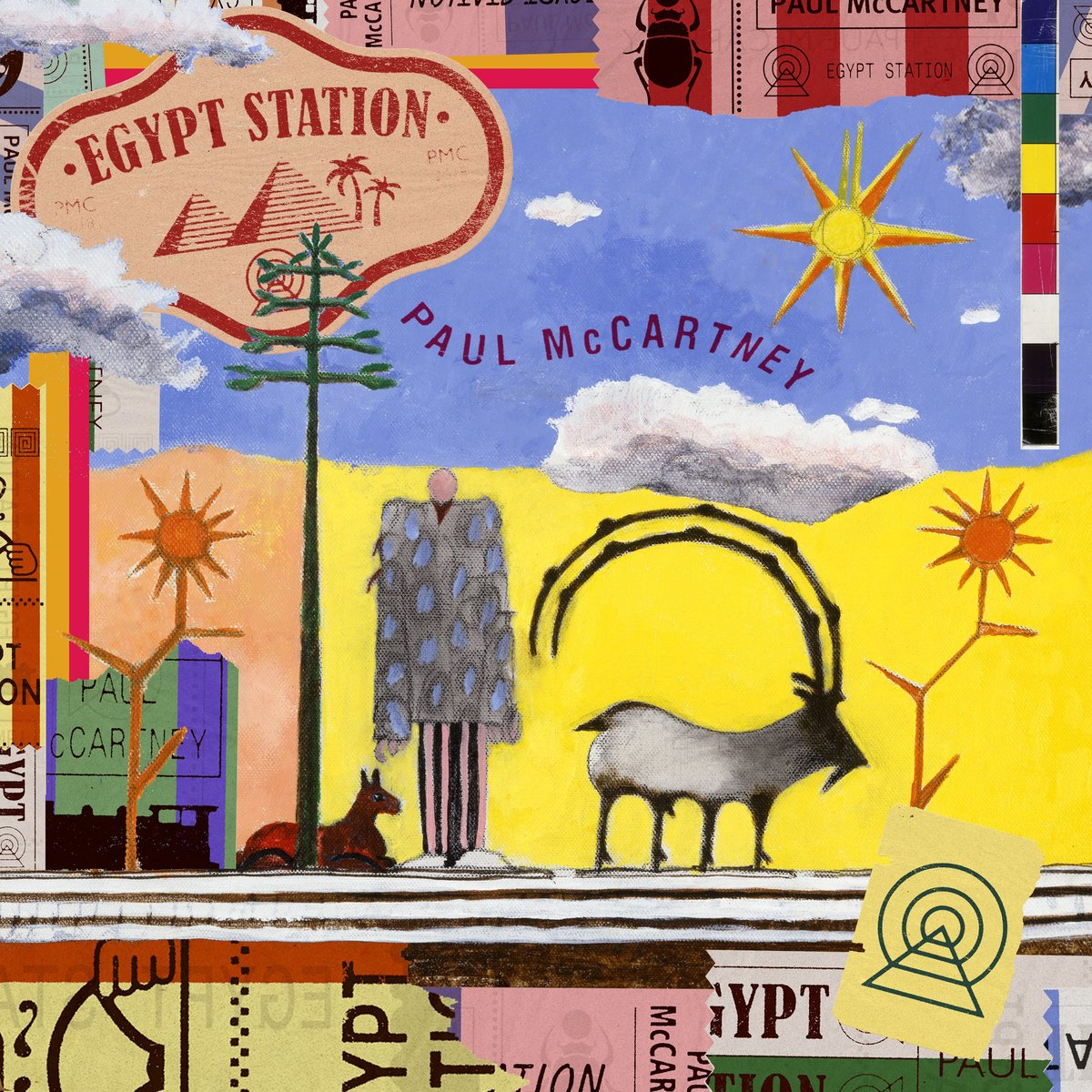 McCARTNEY PAUL – Egypt Station