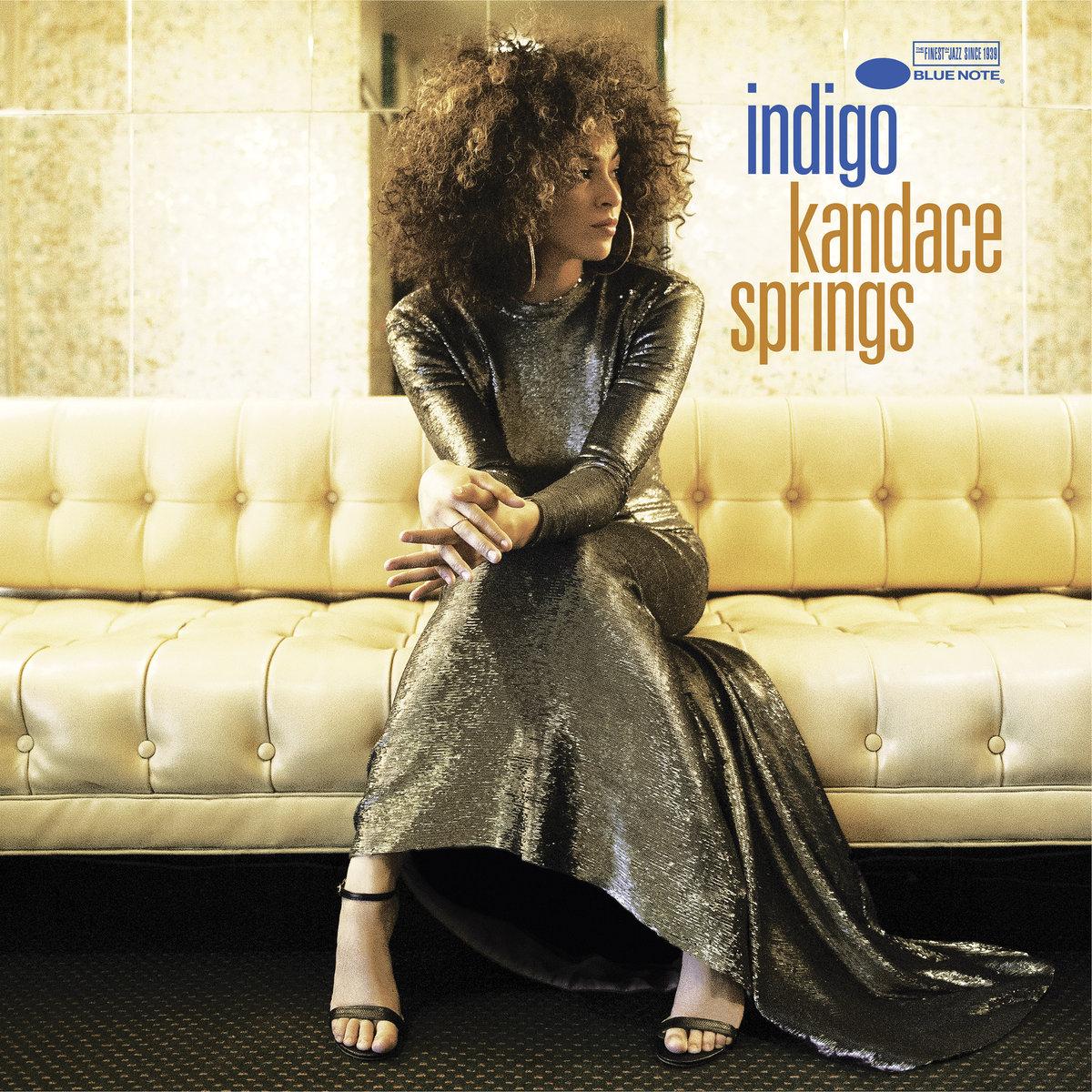SPRINGS KANDACE – Indigo