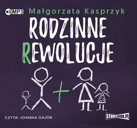 Kasprzyk Małgorzata – Rodzinne Rewolucje