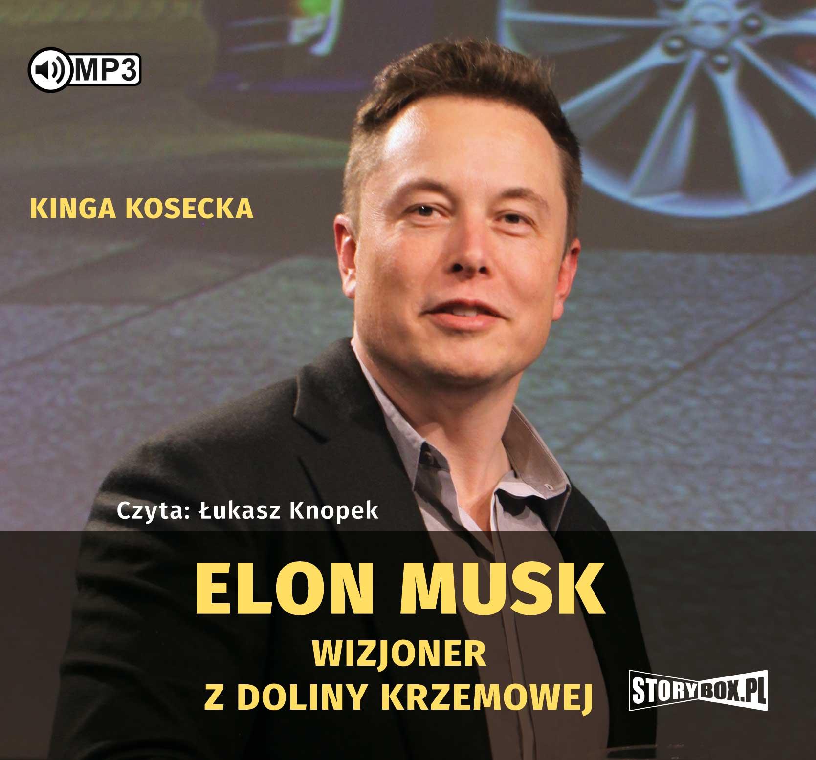 Kosecka Kinga – Elon Musk