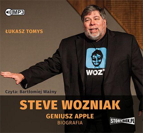 Tomys Łukasz – Steve Wozniak. Geniusz Apple