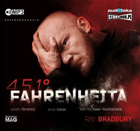 Bradbury Ray – 451 Stopni Fahrenheita