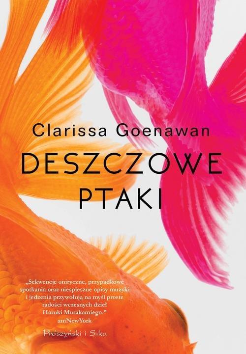 Goenawan Clarissa – Deszczowe Ptaki