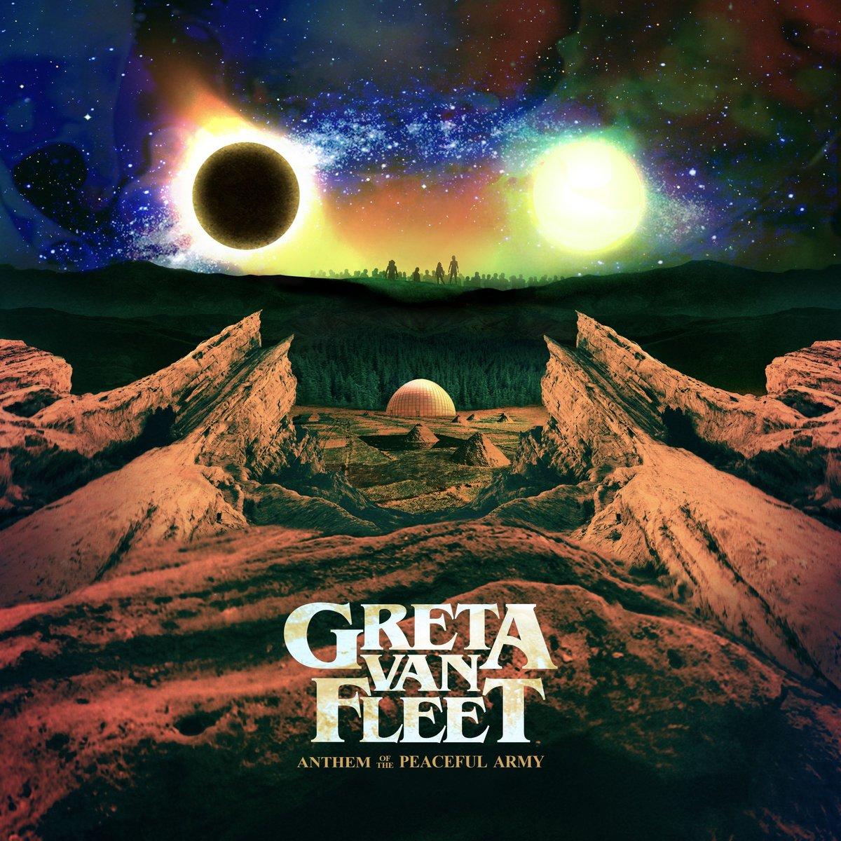 Greta Van Fleet – Anthem Of The Peacefull Army