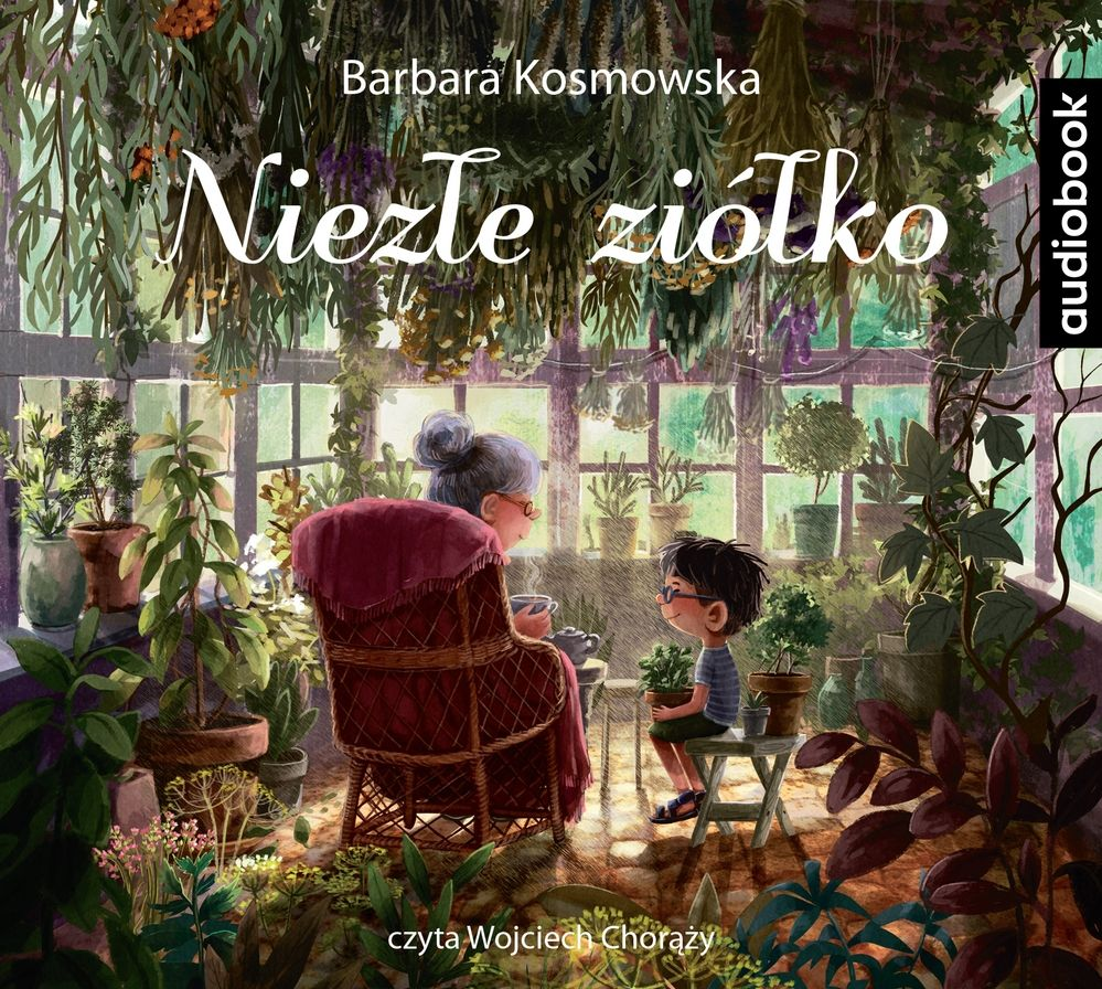 Kosmowska Barbara – Niezłe Ziółko