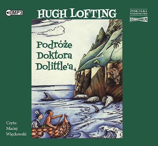 Lofting Hugh – Podróże Doktora Dolittle