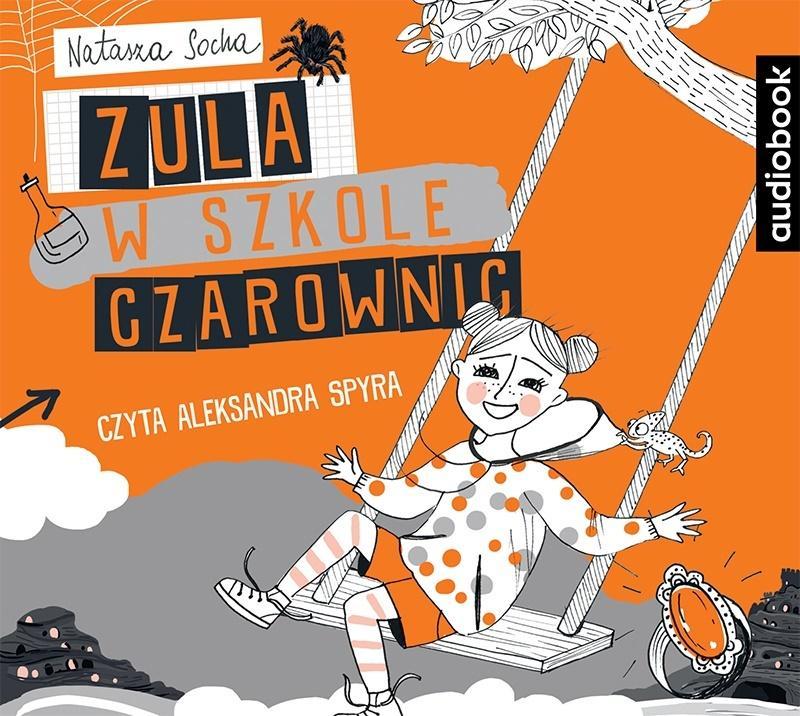 Socha Natasza – Zula W Szkole Czarownic