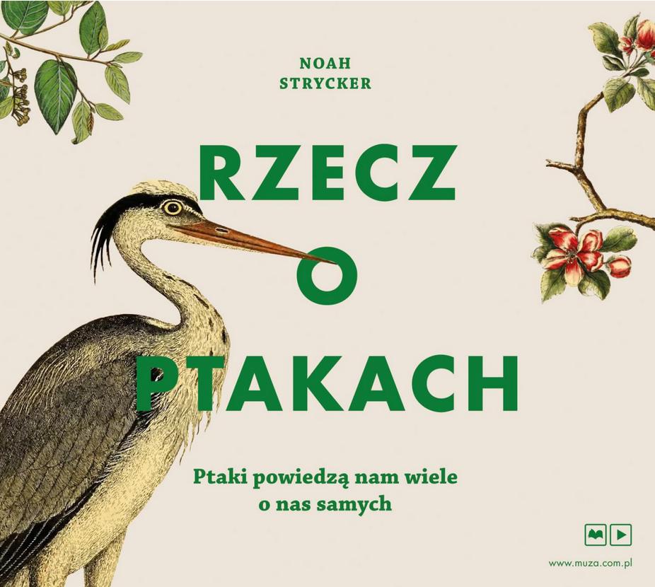 Strycker Noah – Rzecz O Ptakach