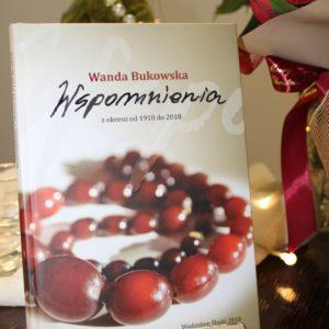 Wanda Bukowska 60