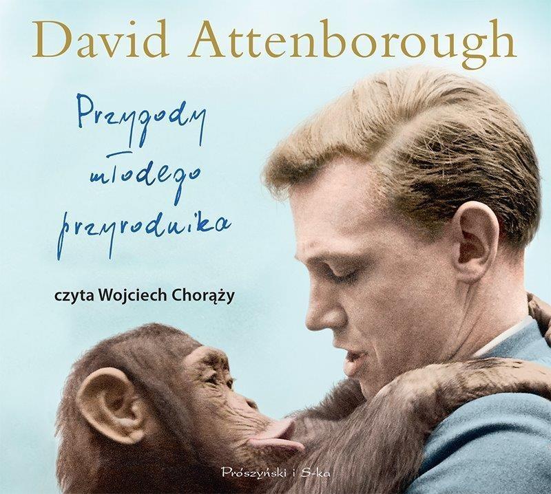 Attenborough David – Przygody Młodego Przyrodnika