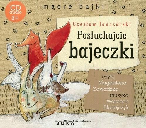 Janczarski Czesław – Posłuchajcie Bajeczki