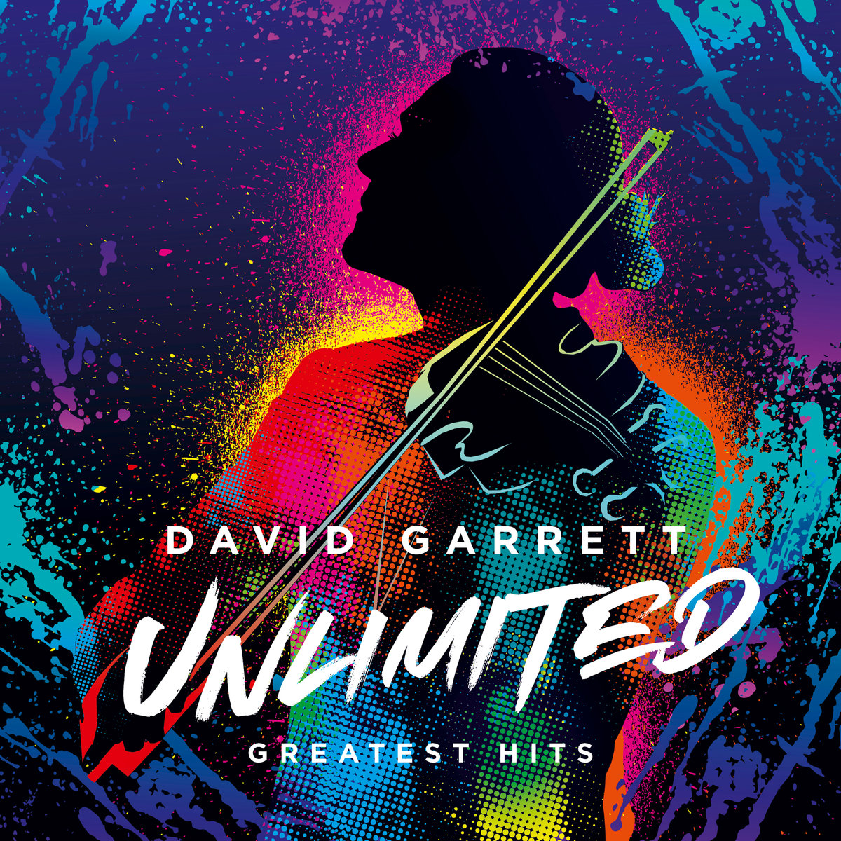 Garrett David – Unlimited