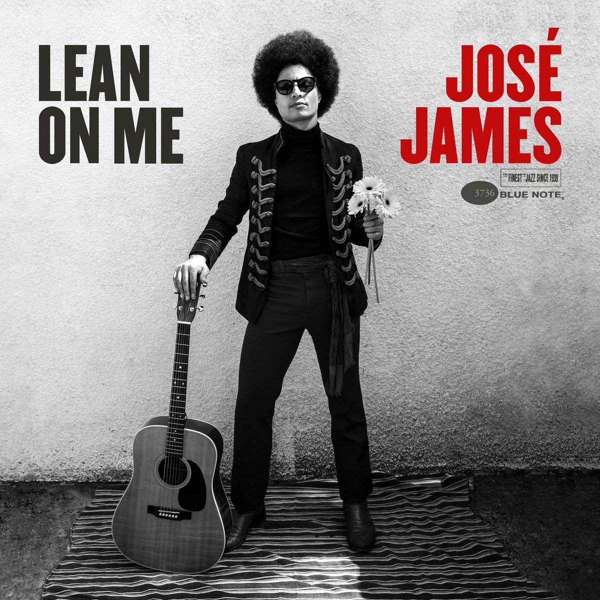 James Jose – Lean On Me