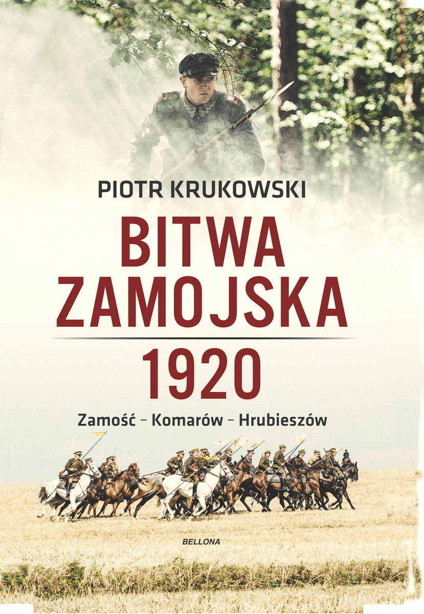 KRUKOWSKI PIOTR – Bitwa Zamojska 1920