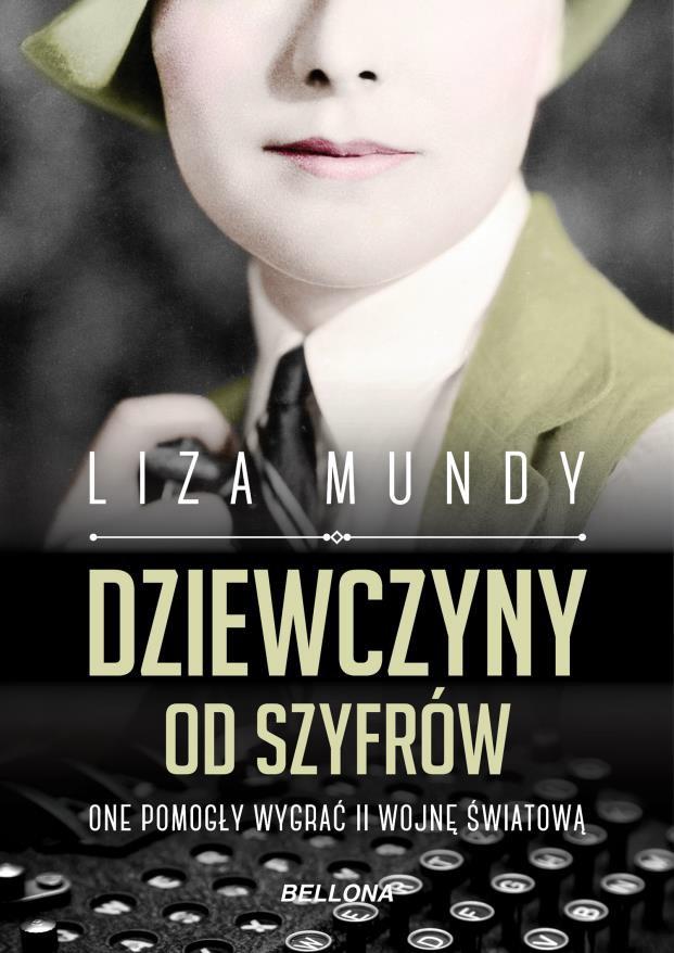 Mundy Liza – Dziewczyny Od Szyfrów