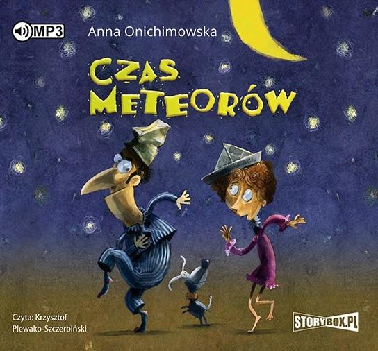 Onichimowska Anna – Czas Meteorów