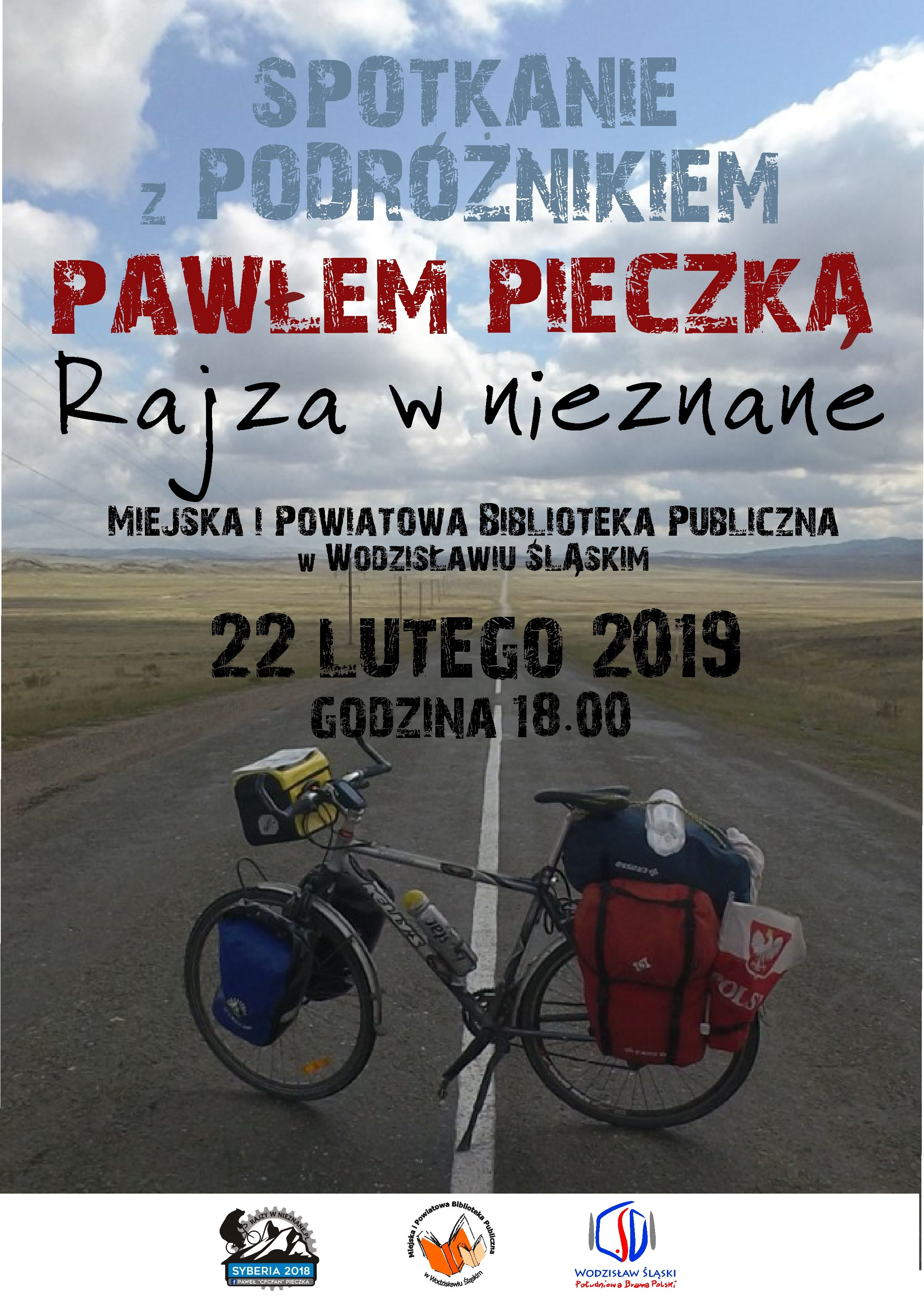 Paweł Pieczka – Plakat