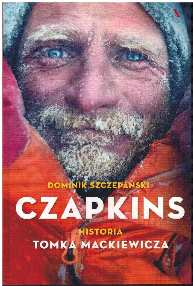 SZCZEPAŃSKI DOMINIK – Czapkins. Historia Tomka Mackiewicza