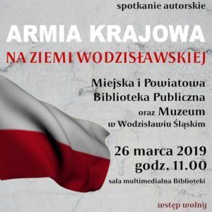 SPOTKANIE AUTORSKIE Z WOJCIECHEM KEMPĄ – 26 Marca 2019 –  Godz. 11.00