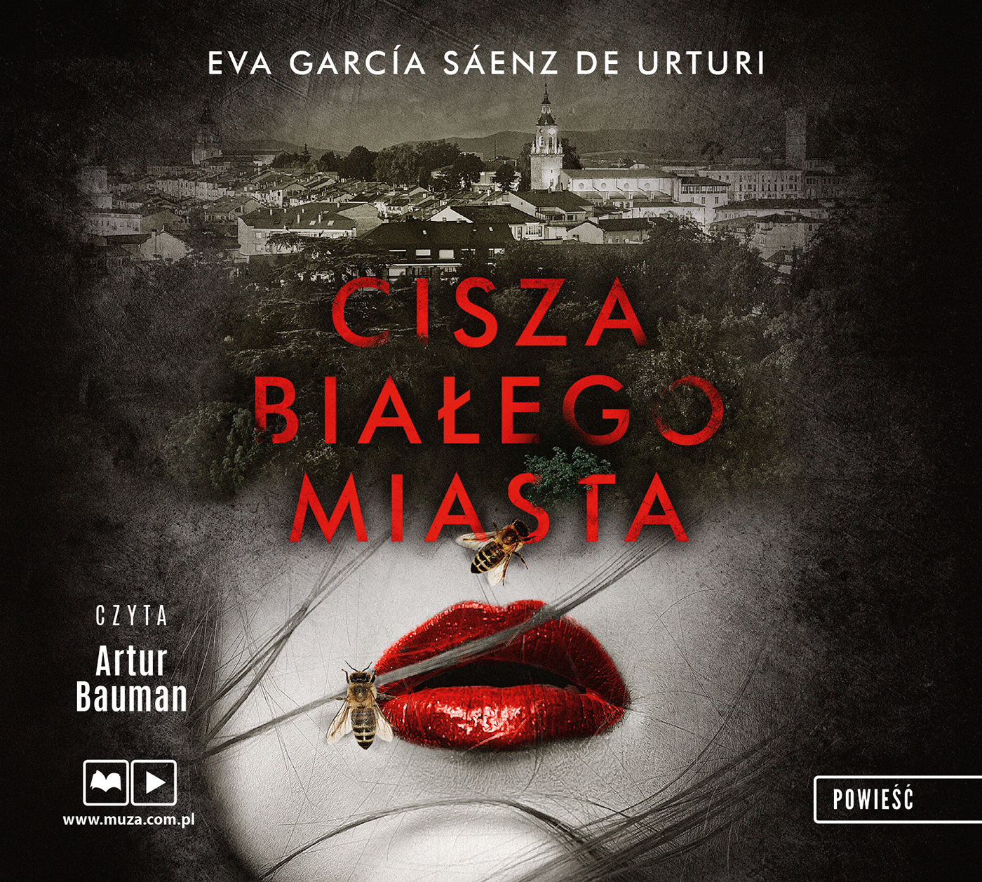 Garcia Eva – Cisza Białego Miasta