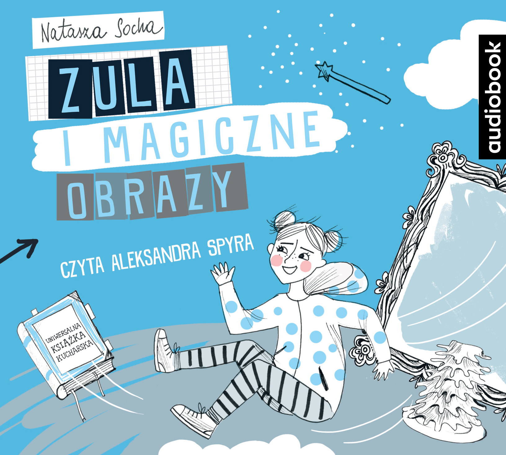 Socha Natasza – Zula I Magiczne Obrazy