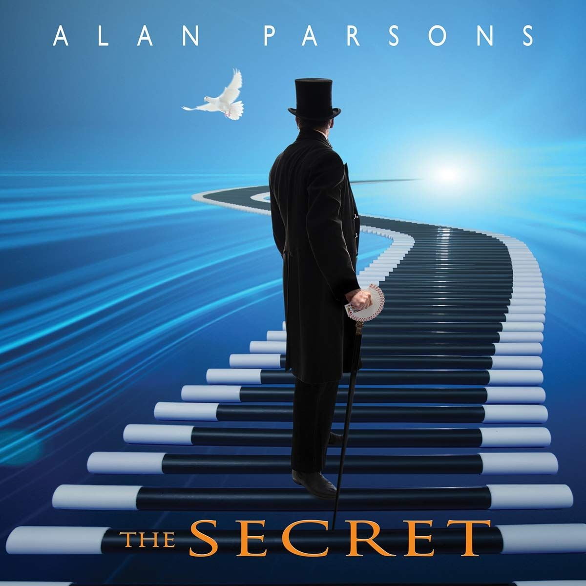 PARSONS ALAN – Secret