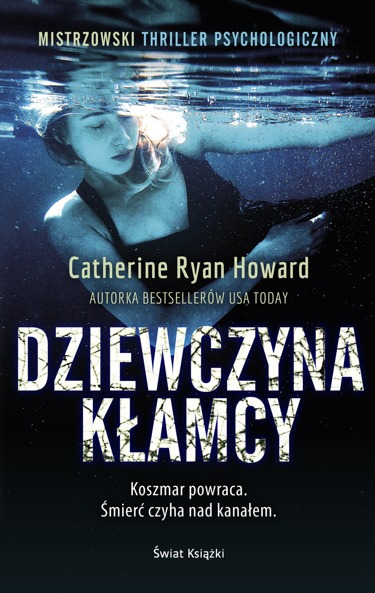 HOWARD CATHERINE RYAN – Dziewczyna Kłamcy