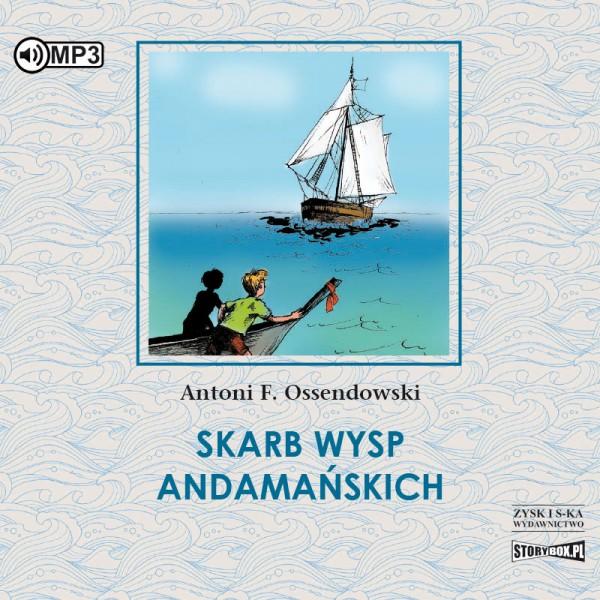 Ossendowski Ferdynand – Skarb Wysp Andamańskich