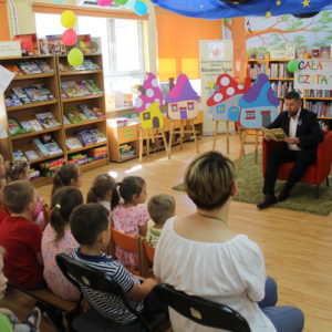 Cała Polska Czyta Dzieciom 3