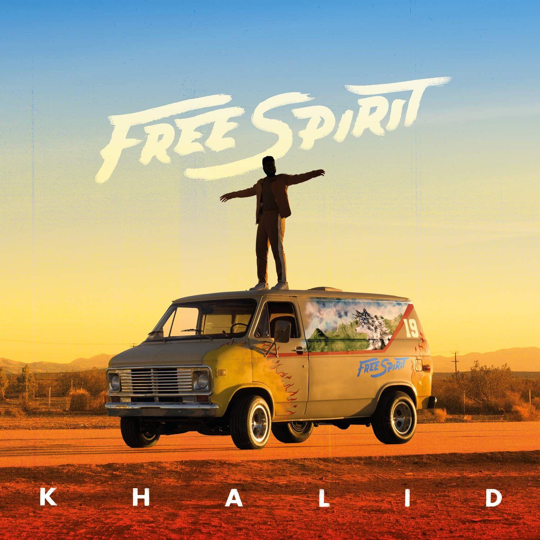 KHALID – Free Spirit
