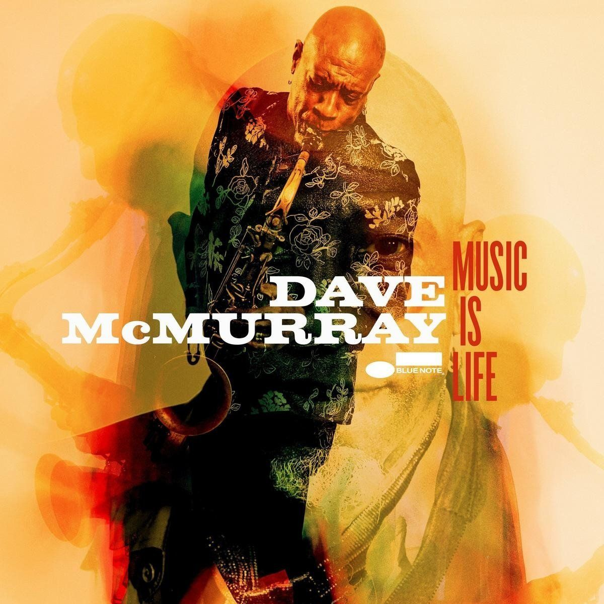 McMURRAY DAVE – Music Is Life