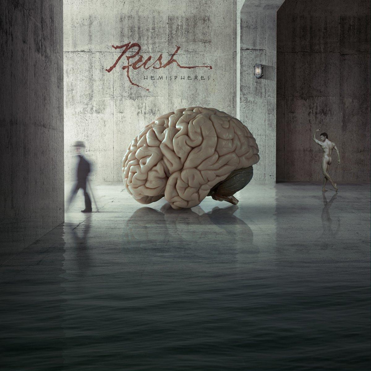 Rush – Hemispheres