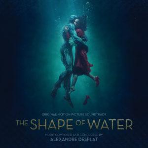 DESPLAT ALEXANDRE – Shape Of Water