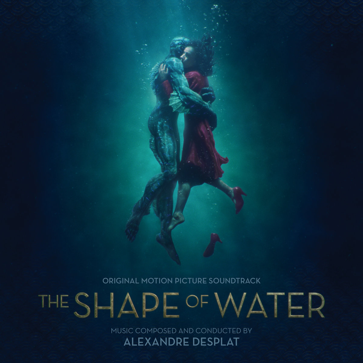DESPLAT ALEXANDRE – Shape Of Water