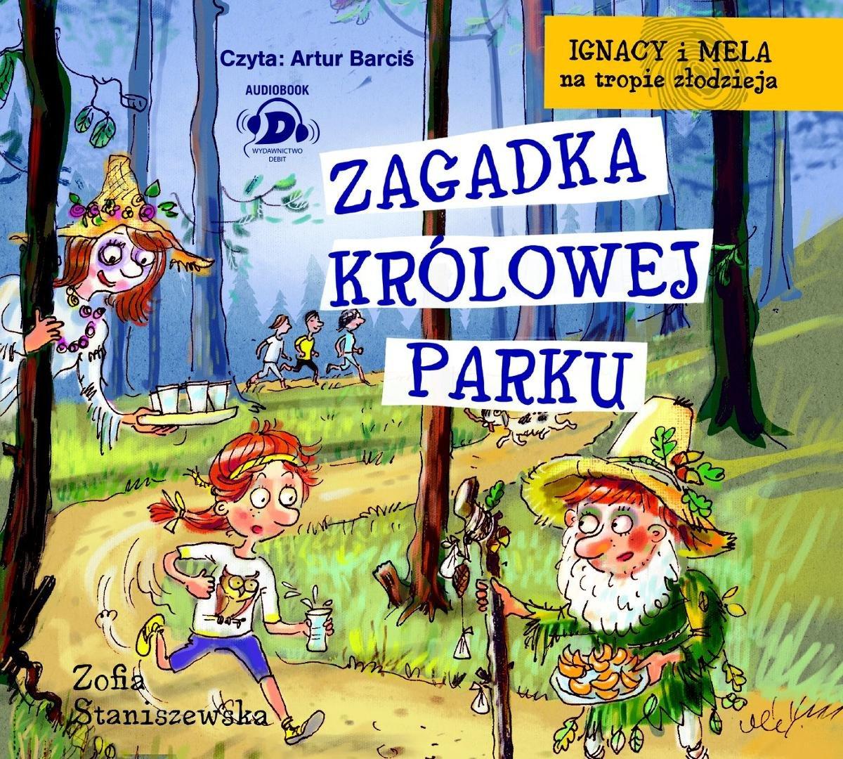 Staniszewska Zofia – Zagadka Królowej Parku