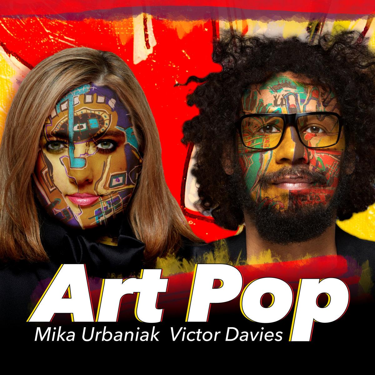 URBANIAK MIKA & DAVIES VICTOR – Art Pop
