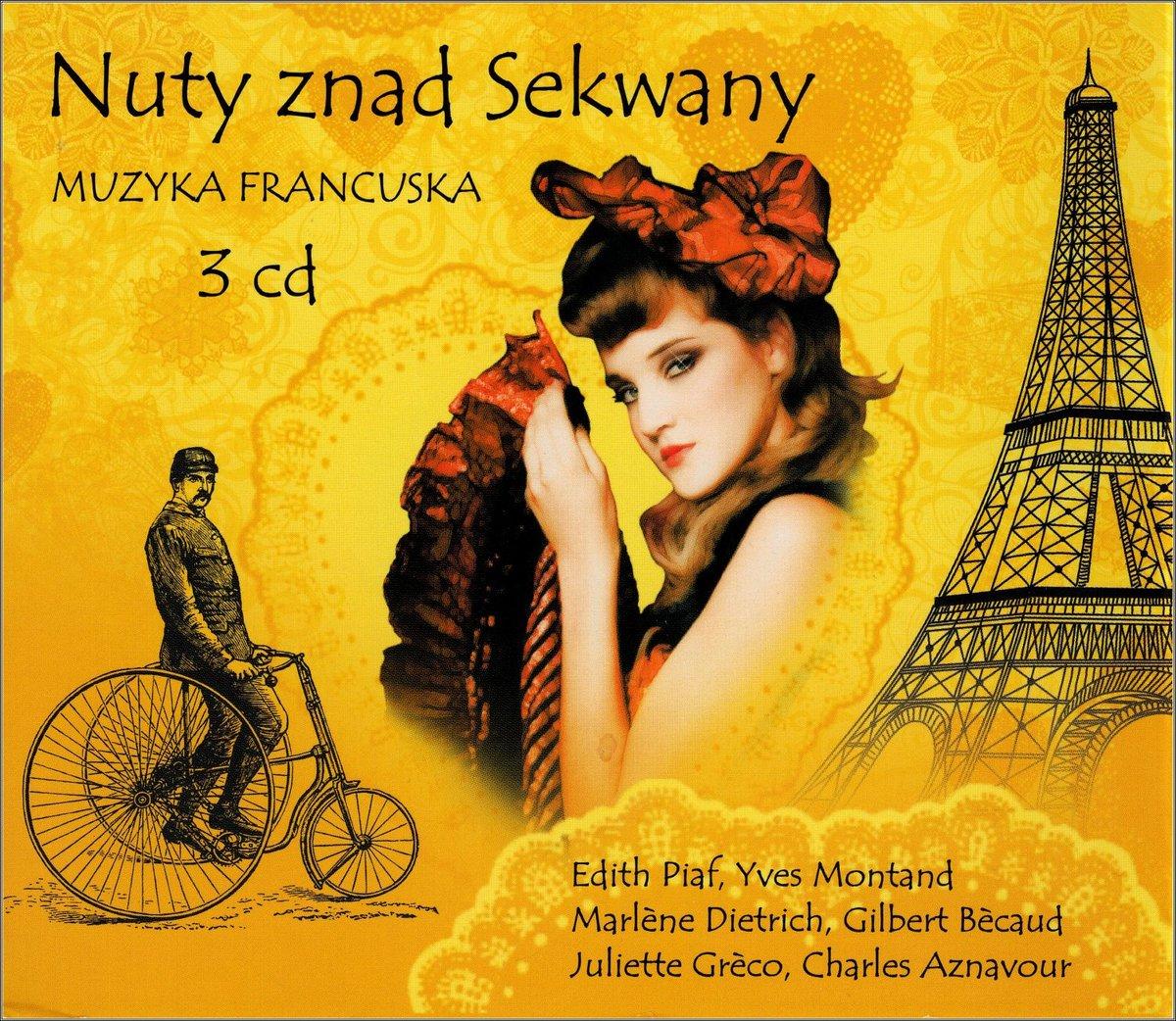 Nuty Znad Sekwany