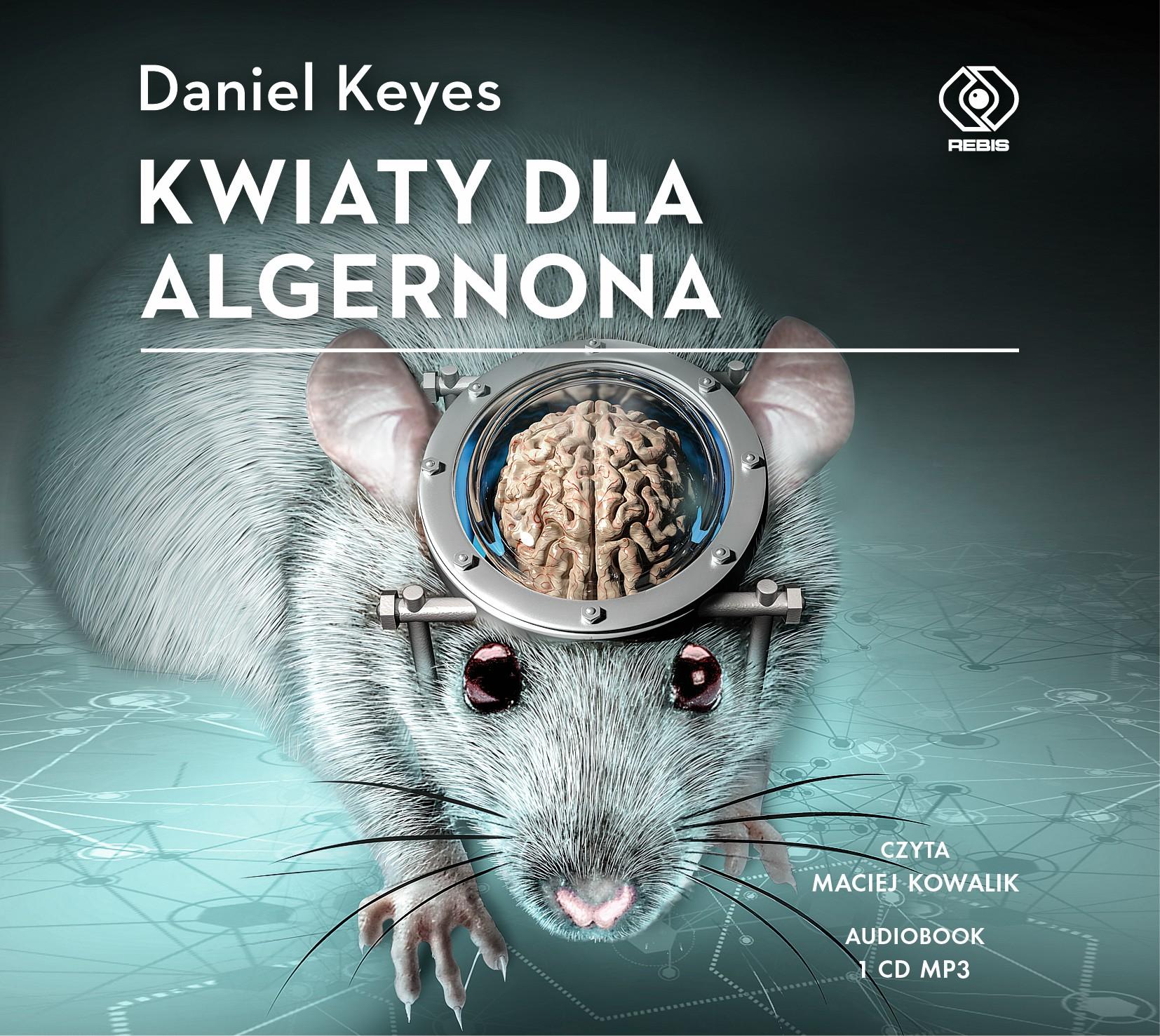Keyes Daniel – Kwiaty Dla Algernona