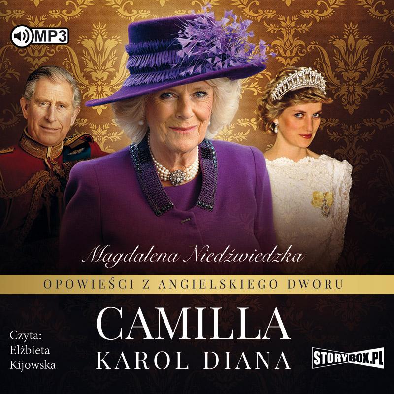 Niedźwiedzka Magdalena – Camilla